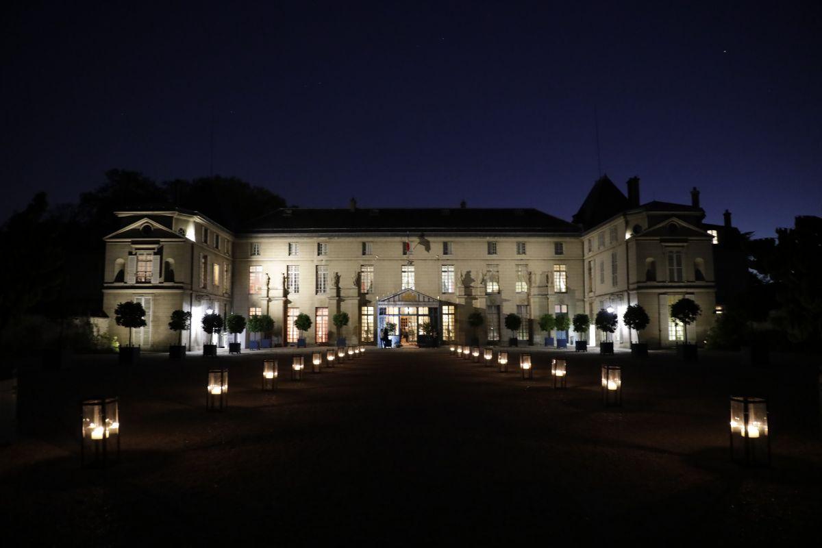 Privatisation de lieux - Châteaux