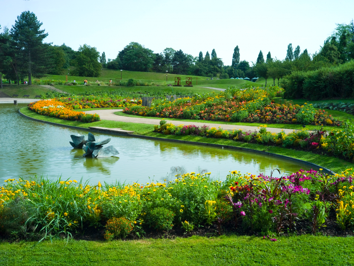 trouver un lieu - parcs et jardins