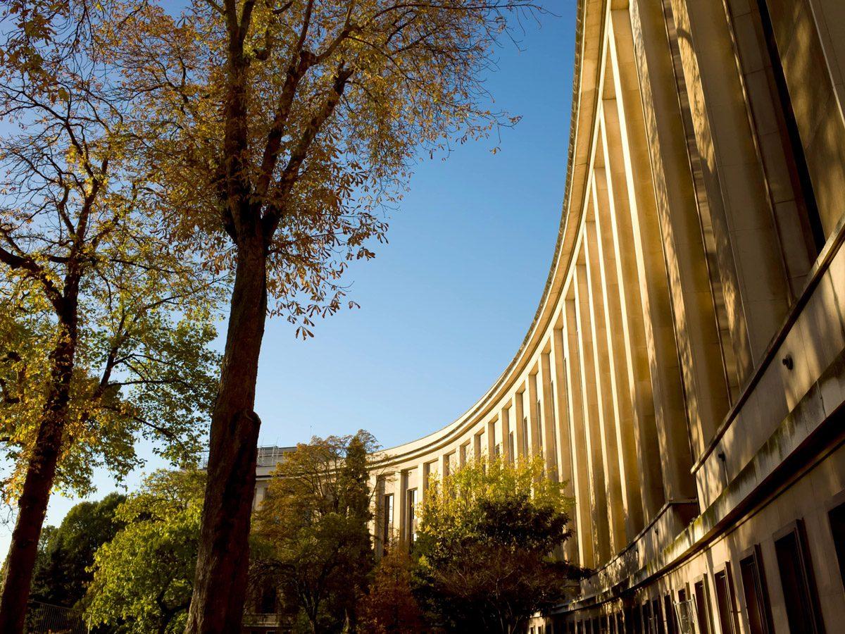 Musée de l'Homme - aile Passy