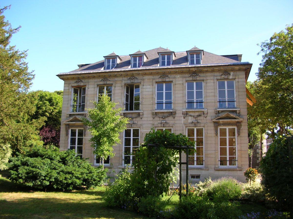château - jardin - lieux prestigieux