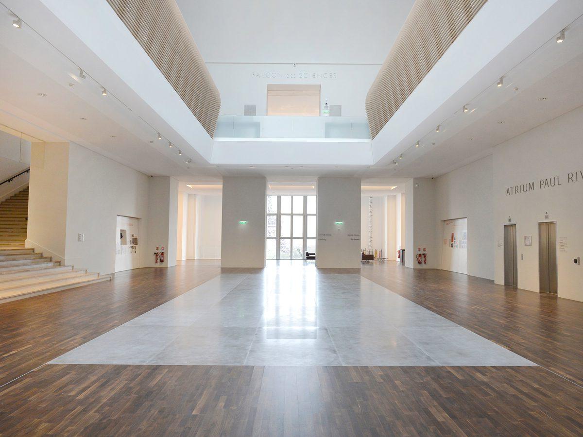Musée de l'Homme - atrium