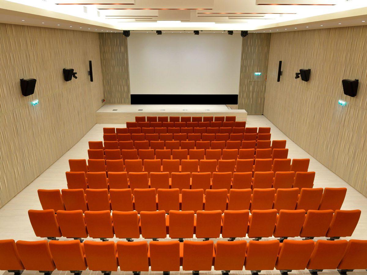 Musée de l'Homme - auditorium