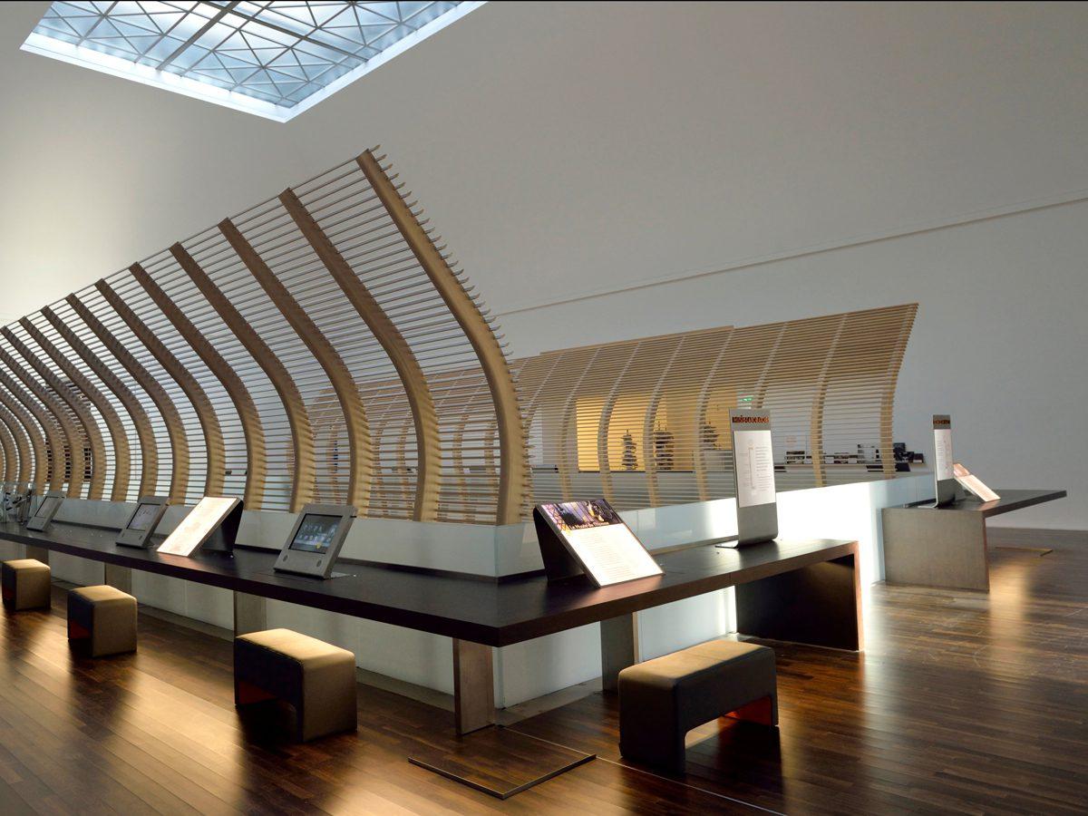 Musée de l'Homme - balcon