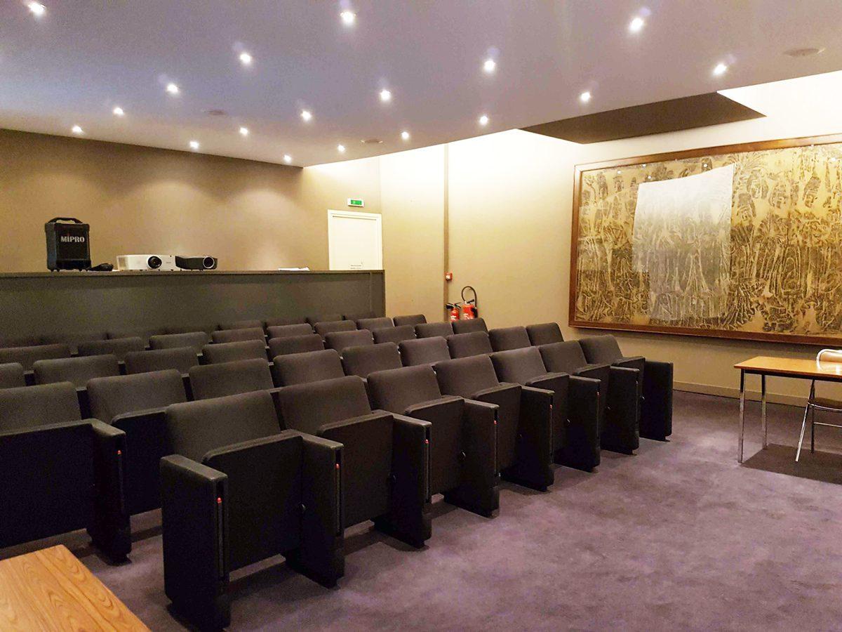 Musee Cernuschi auditorium