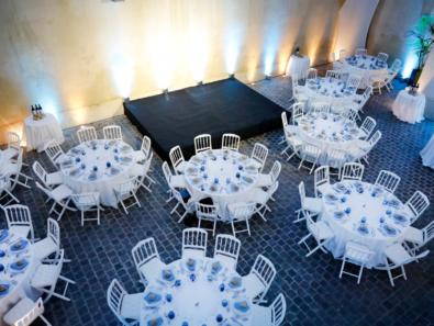 services événementiels - décoration mariage