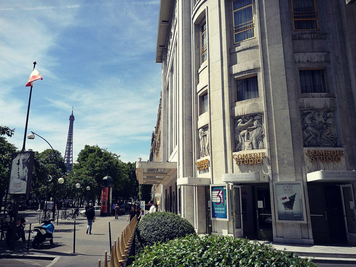 Comédie & Studio des Champs Elysées
