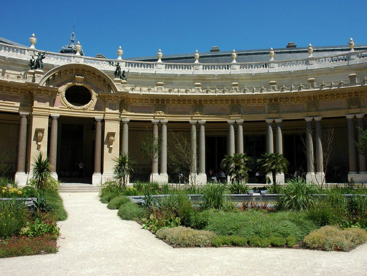 Petit Palais Jardin Interieur