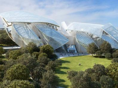 location Fondation Louis Vuitton