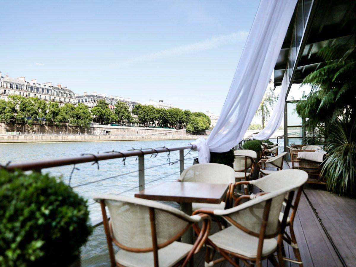 Jardins du Pont Neuf Seine