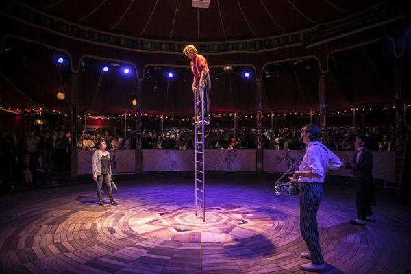 prestation artistique - animation artistique - acrobates