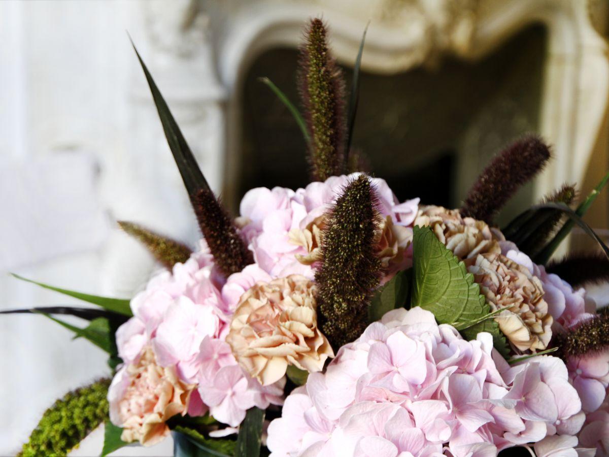 services événementiels - décoration florale