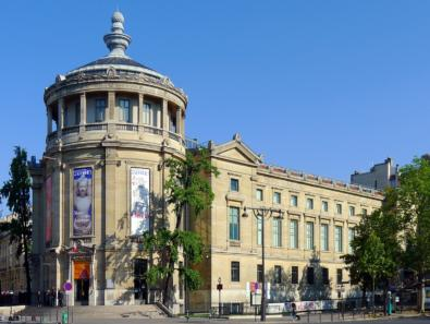 Façade musée Guimet