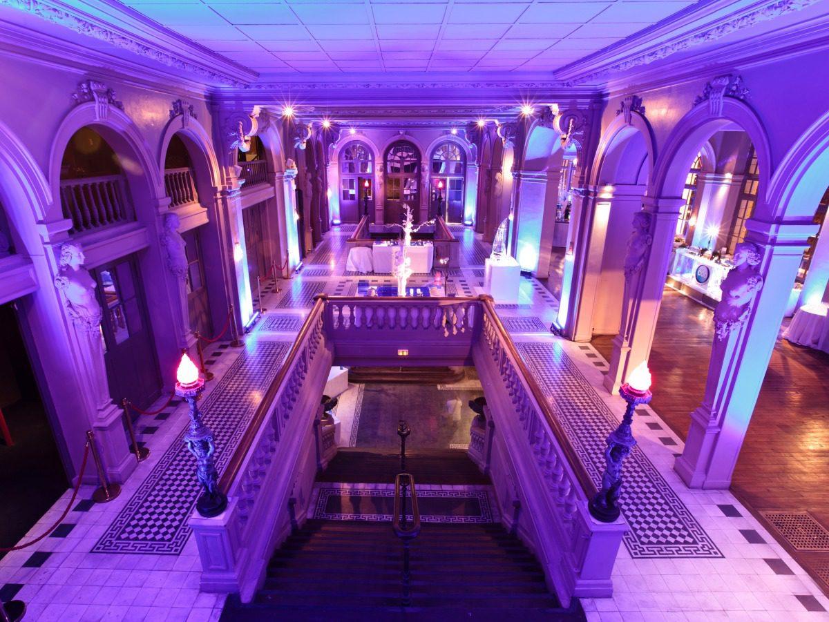 Théâtre du Trianon La salle de bal
