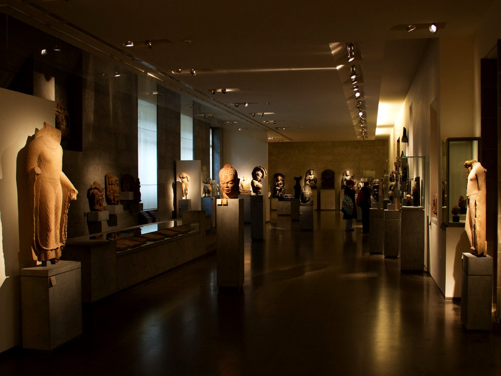 Le musée Guimet Interieur