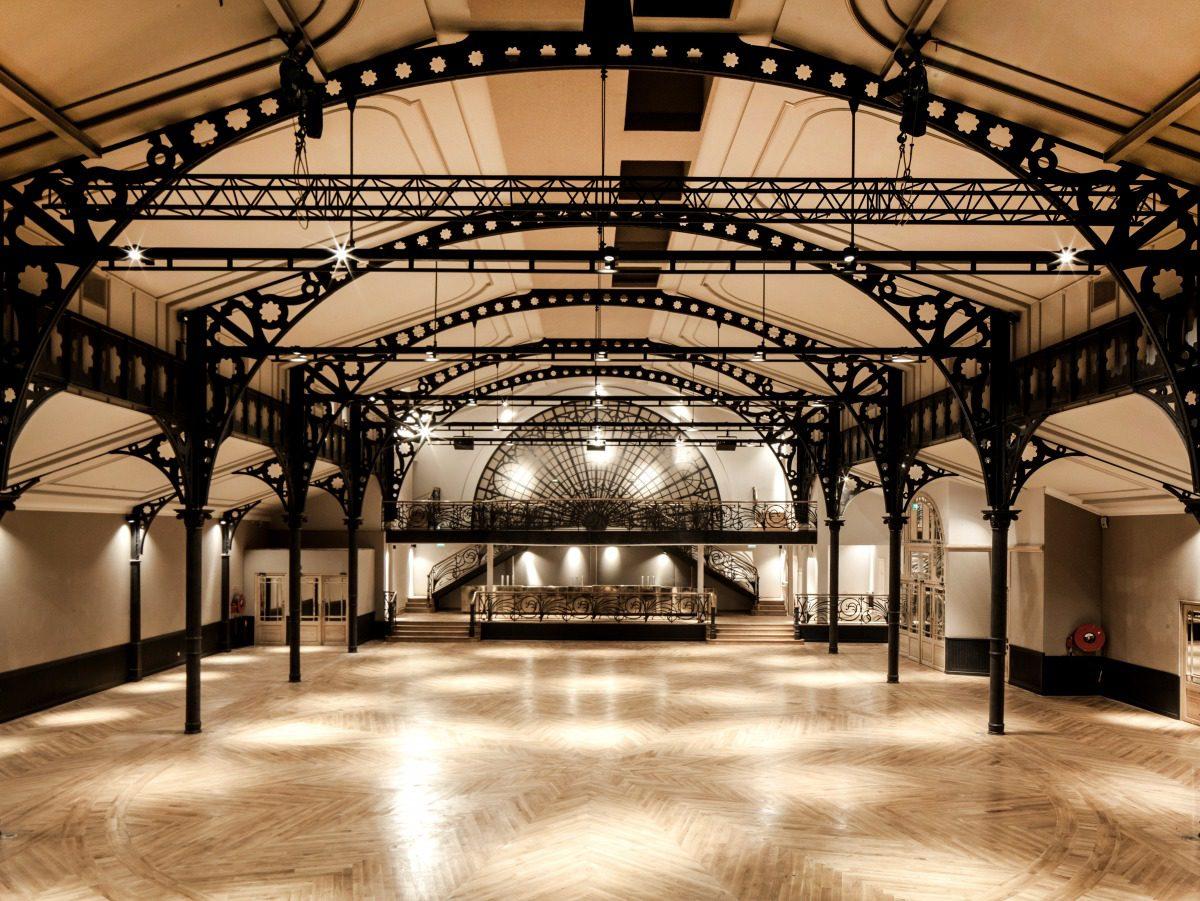 Elysée Montmartre Salle