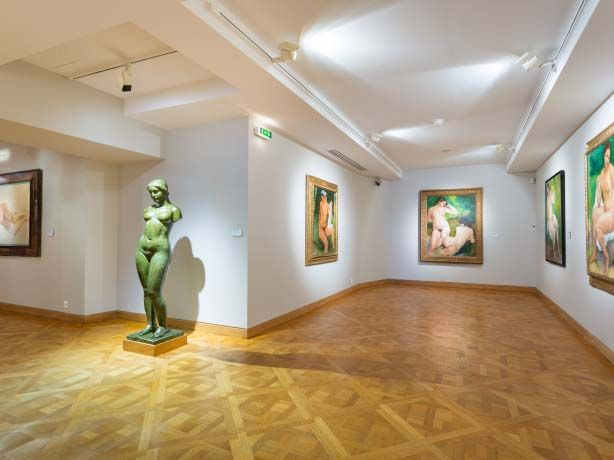 location Musée Maillol Galerie