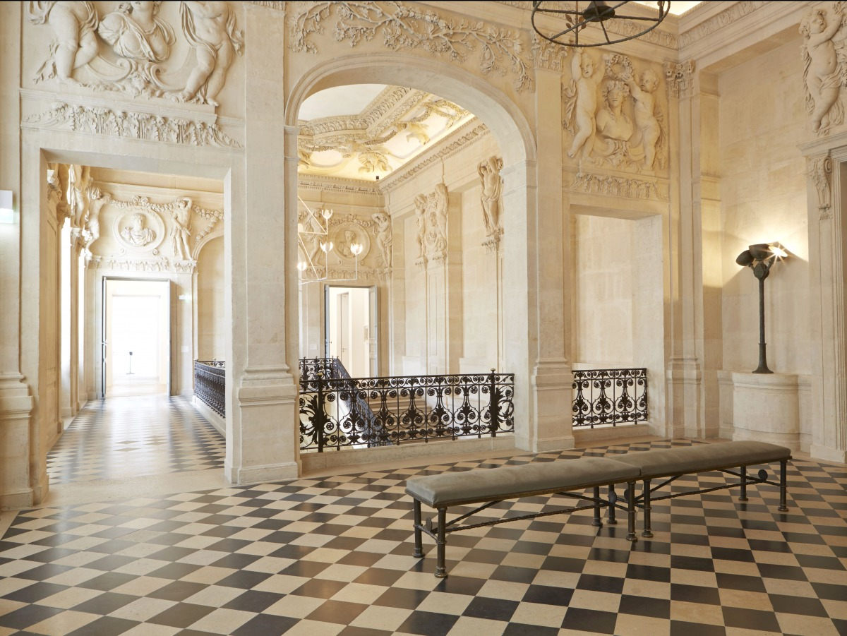 location Musée Pablo Picasso salon jupiter