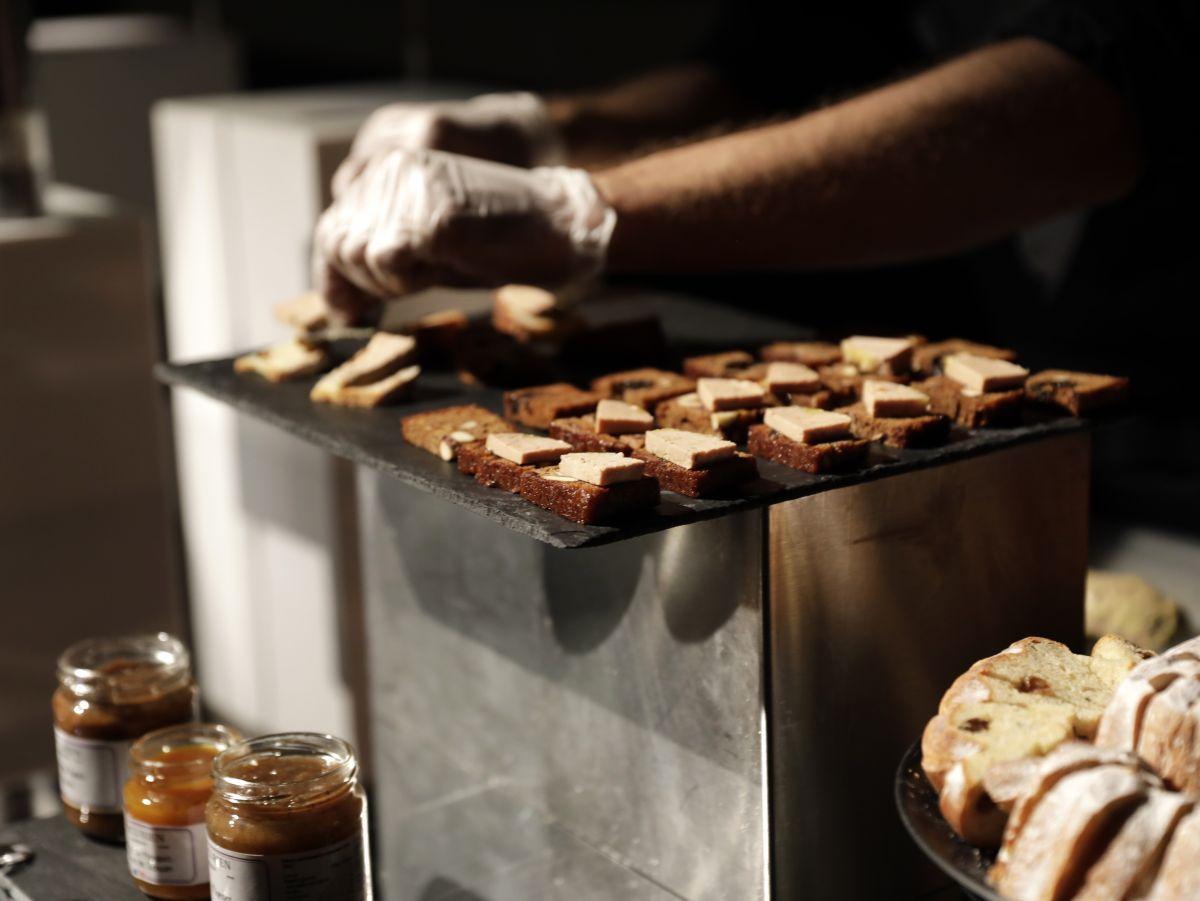 traiteur - animations culinaires