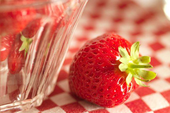 fraise - nos recettes