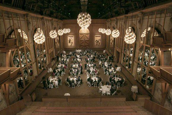 chantilly - lieu de prestige - organisation de dîners prestigieux