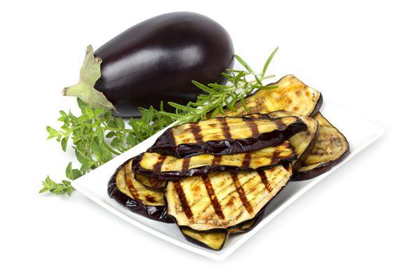 aubergine - nos recettes