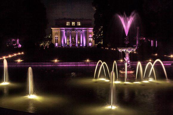 lieu prestigieux - pavillon comtesse du barry - organisation de soirées prestigieuses