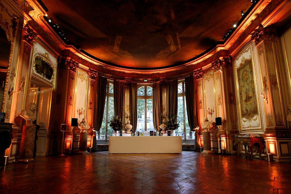 organisation de réceptions de prestige - réceptions de prestige