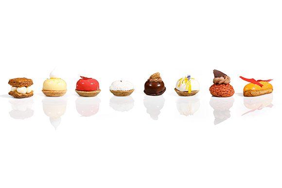 pâtisserie - fournisseurs - pièces sucrées - fournisseurs d'exception