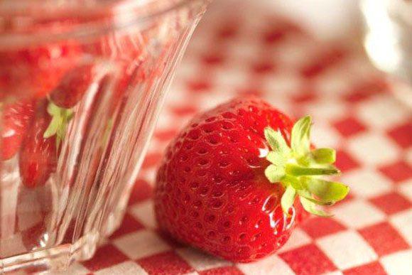 confiture de fraise - nos recettes