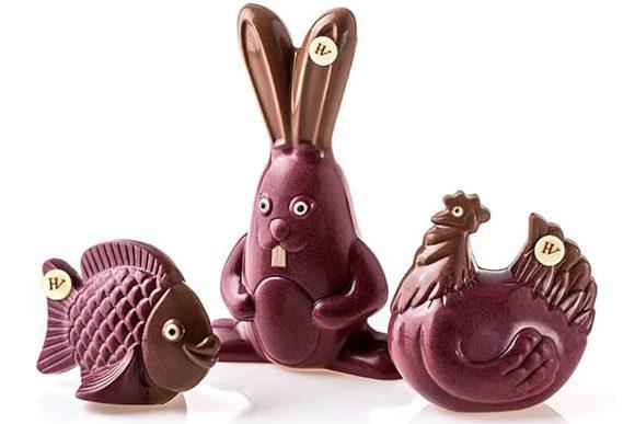 pâques - chocolat - hugo & victor
