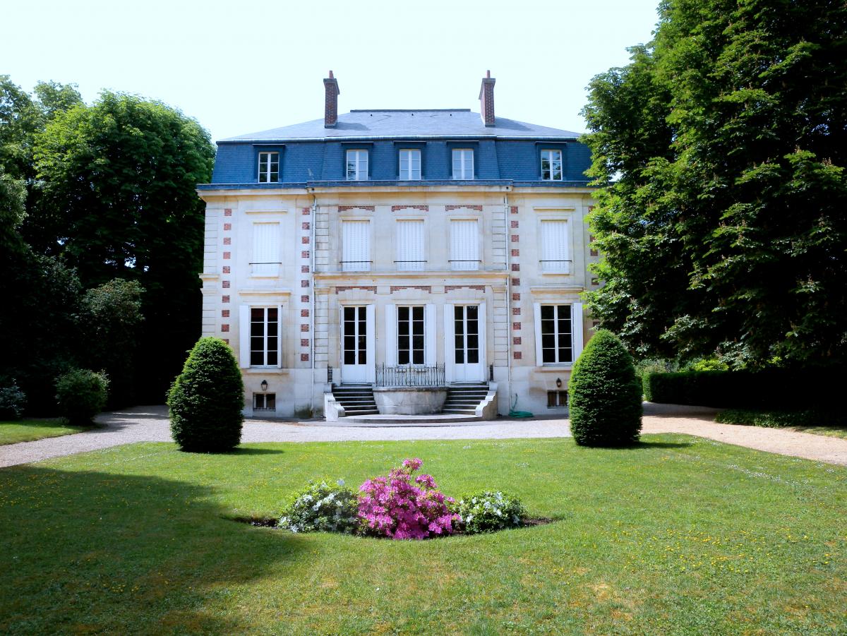 Jardin cité de la Céramique de Sèvres