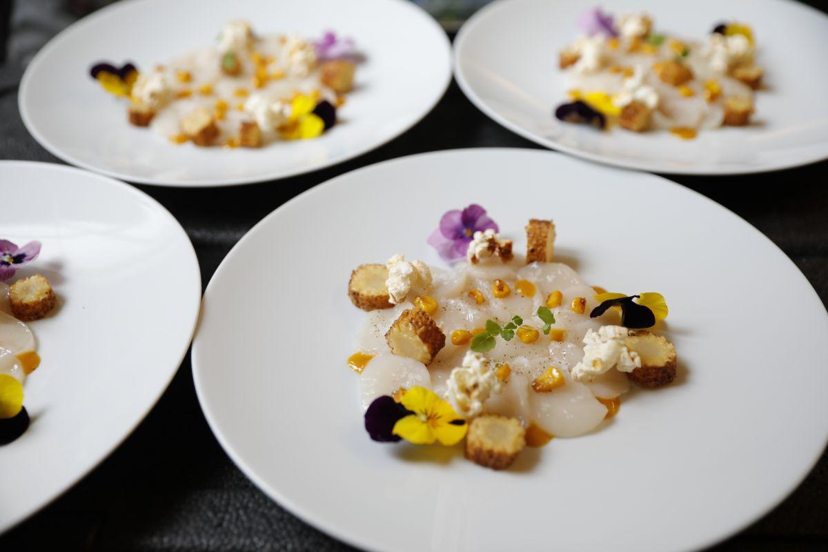 création culinaire - traiteur de luxe - gastronomie