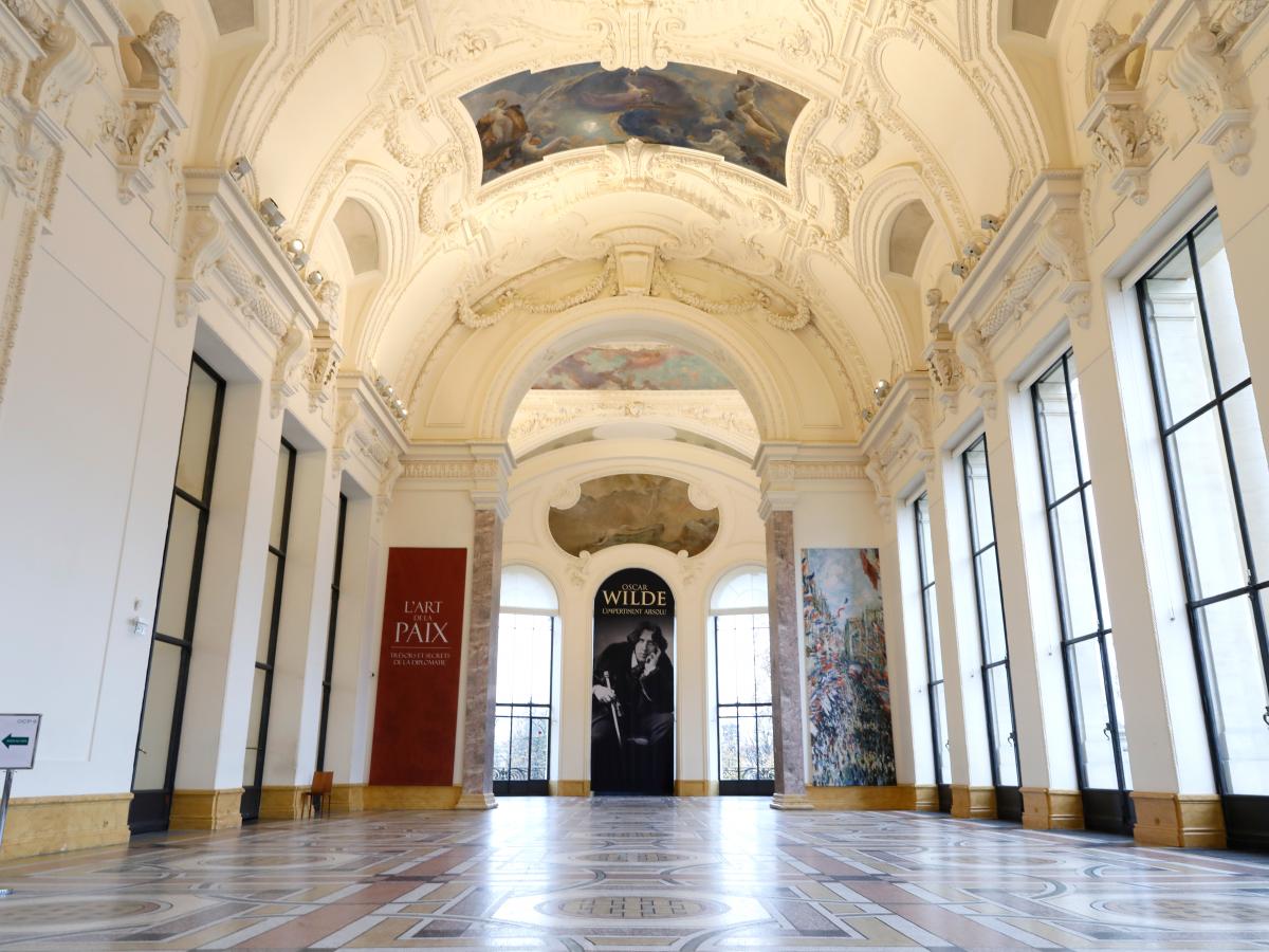 lieux prestigieux - petit palais