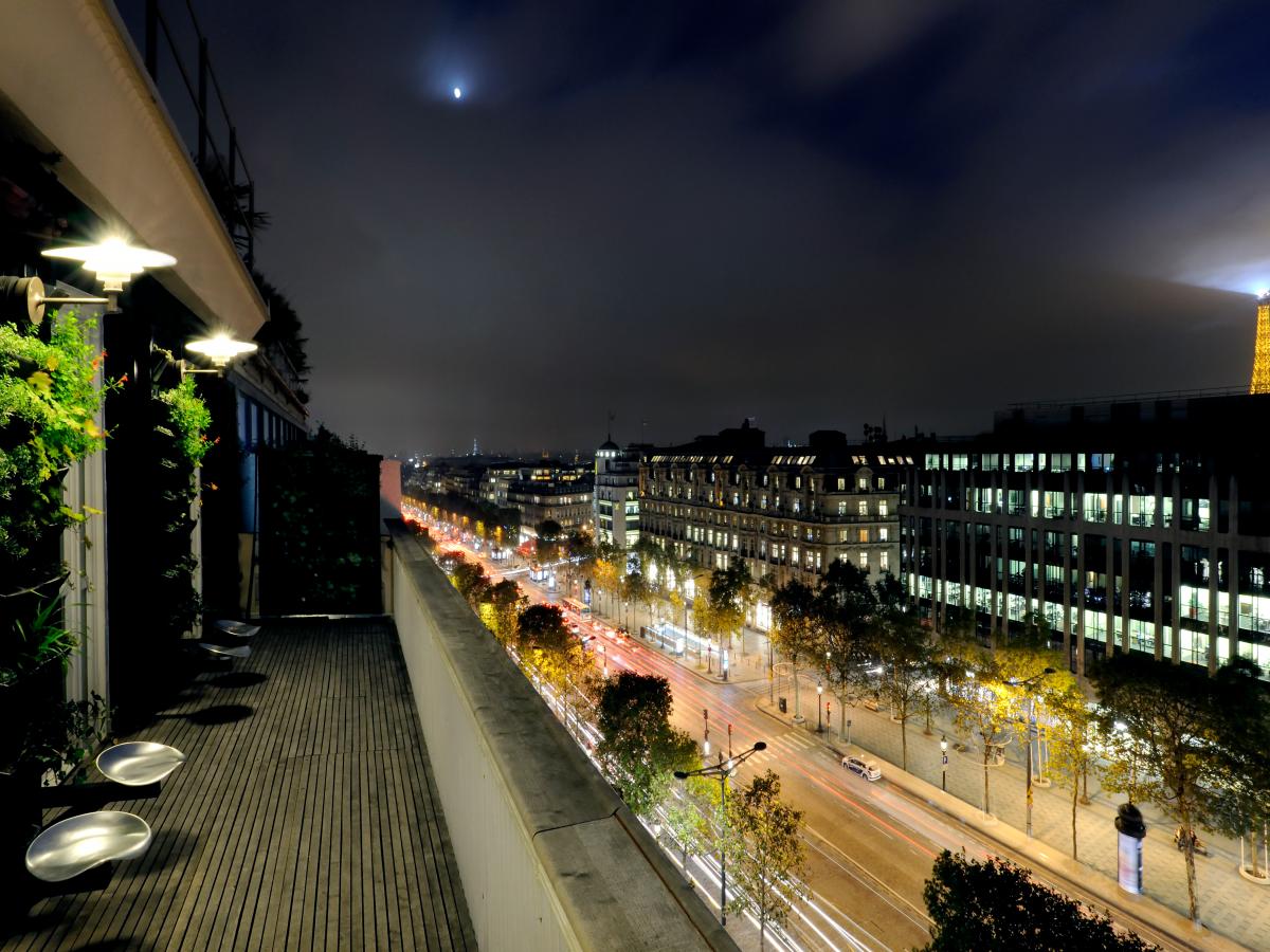 Privatisation Rooftop Maison du Danemark