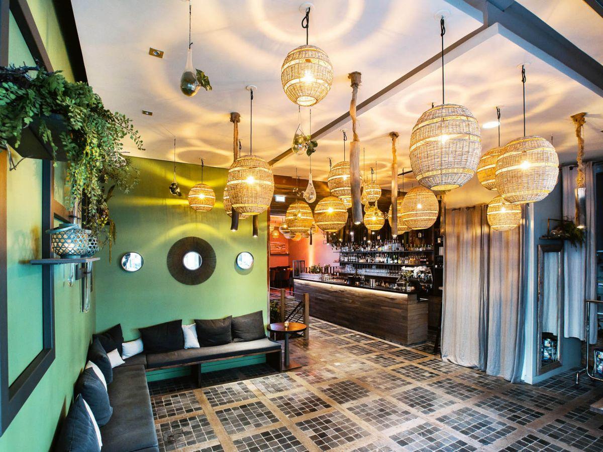 restaurant - terrasse - juvia