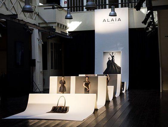 alaia - organisation de lancements de produits -