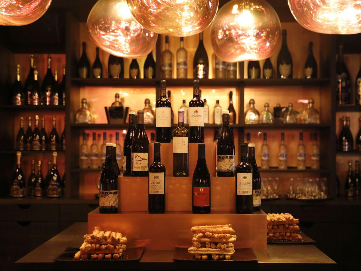 Vins - gastronomie