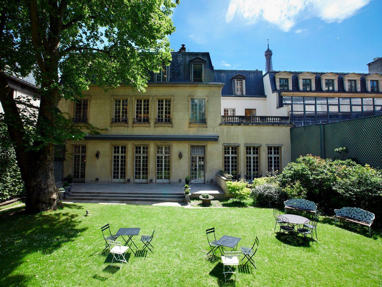 mona bismark - fédération française de tennis - garden party