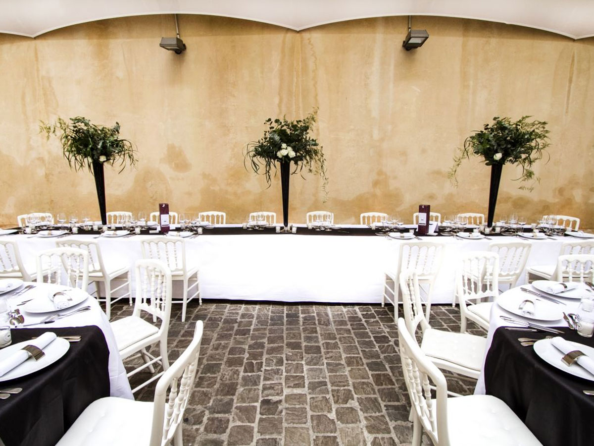 organisation de mariage - traiteur evenementiel