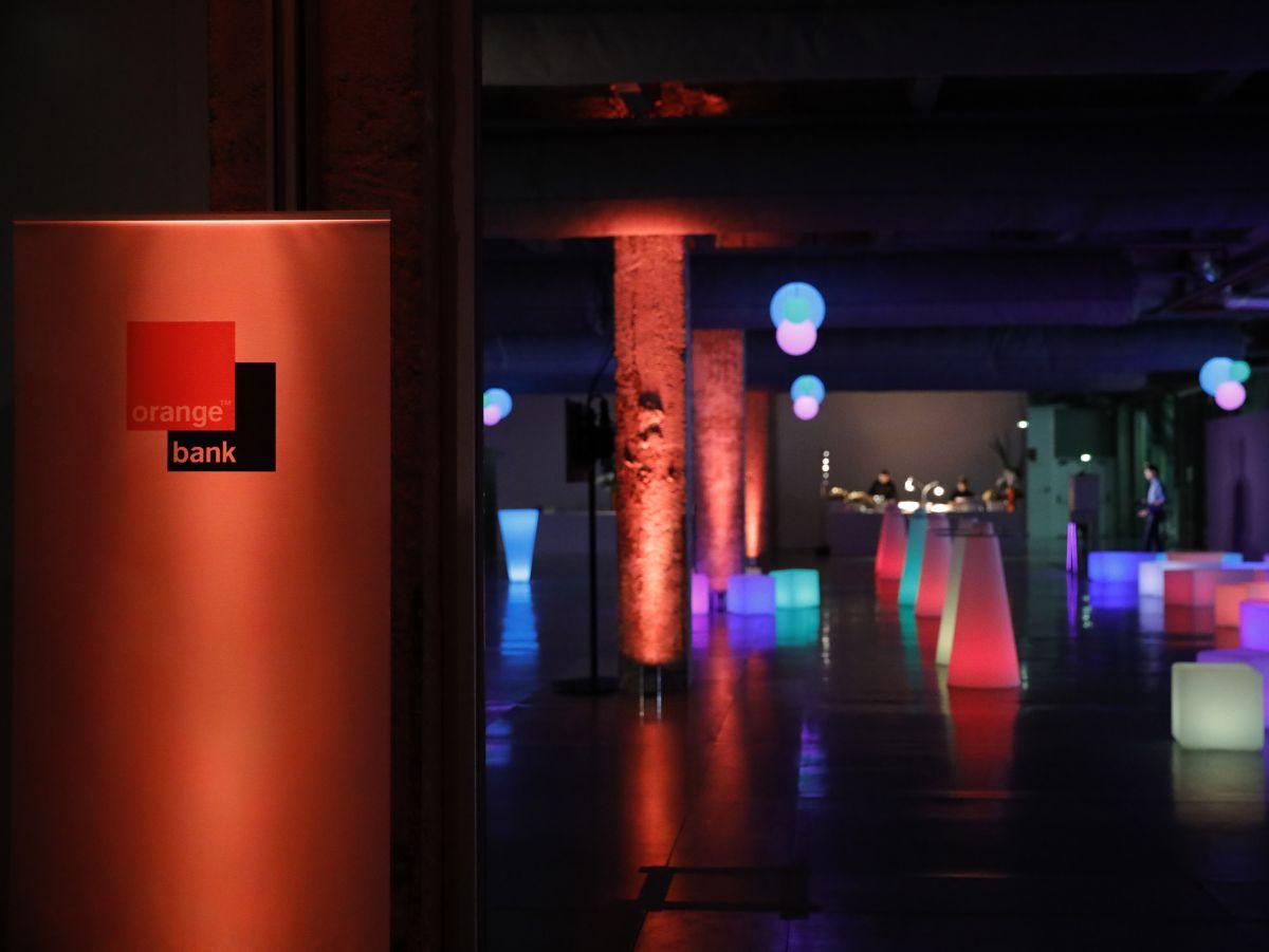 organisation de soirées de fin d'année - Orange Bank