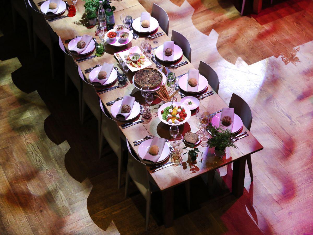 Organisation de dîners - Boston Consulting Group