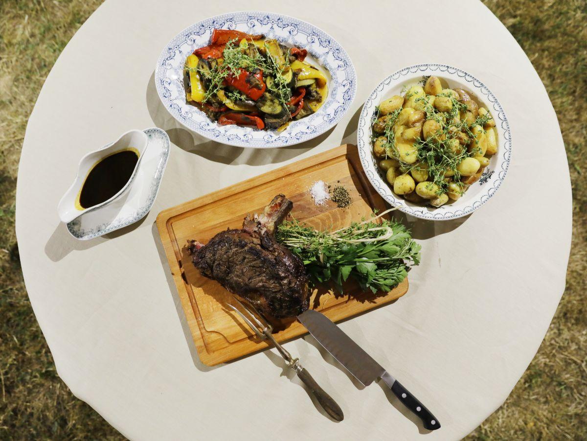 Service de traiteur - dîners gastronomiques
