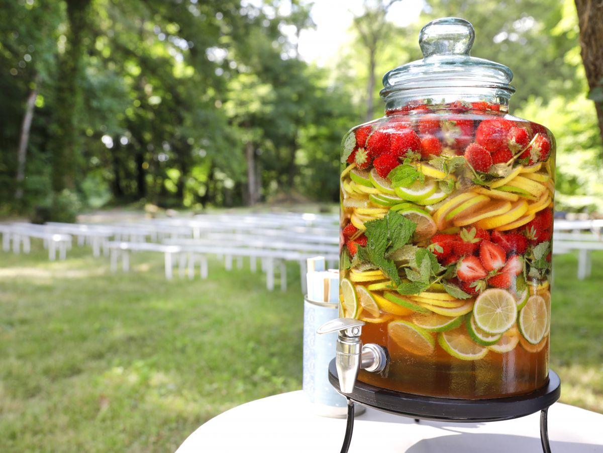 Organisation de réceptions de particuliers - mariage