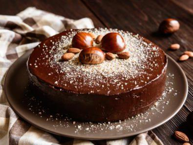recette - gâteau - chocolat - crème de châtaignes - nos producteurs