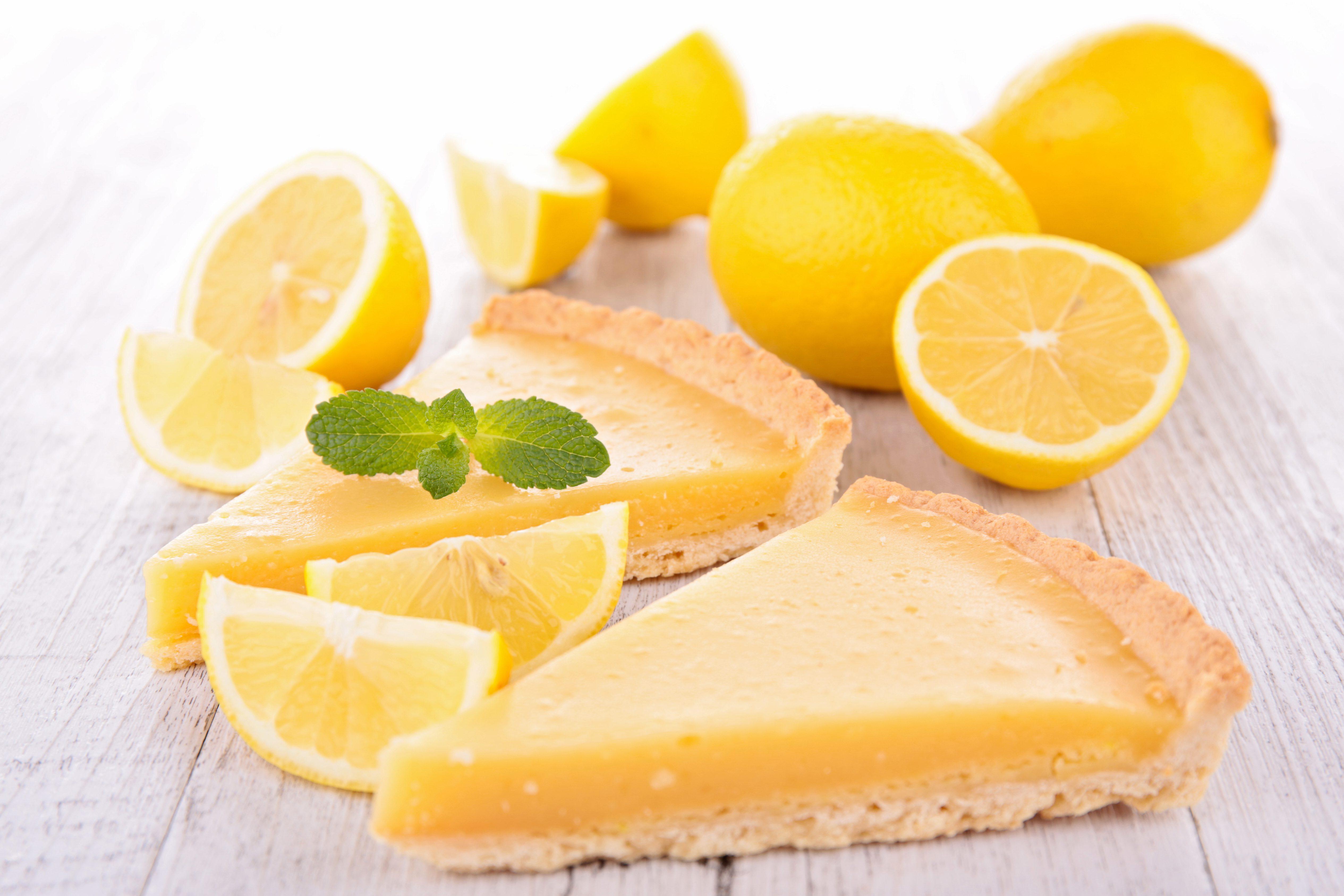 carnet de recettes - tarte citron noix de coco