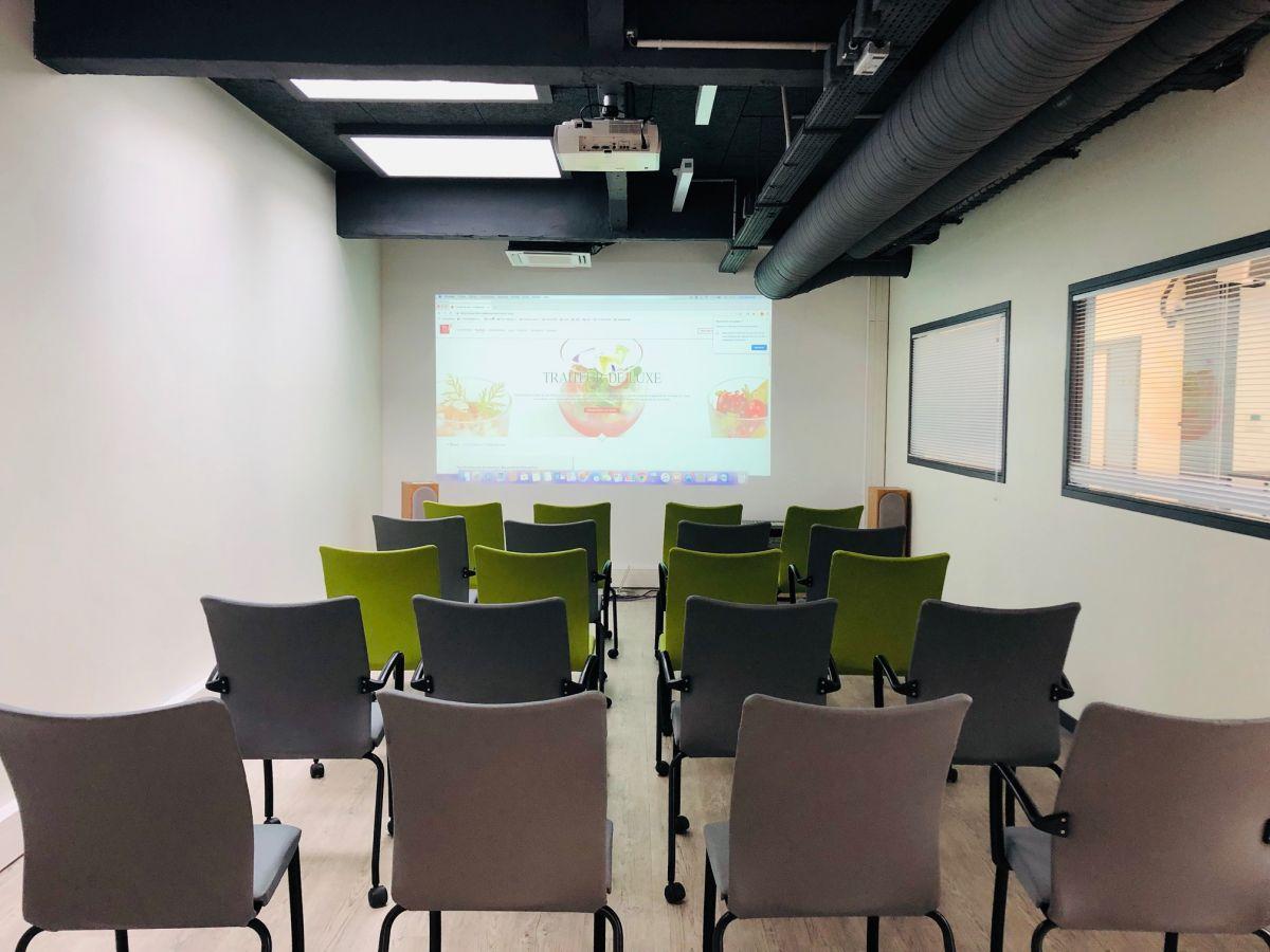 Locaux TT -salle de réunion