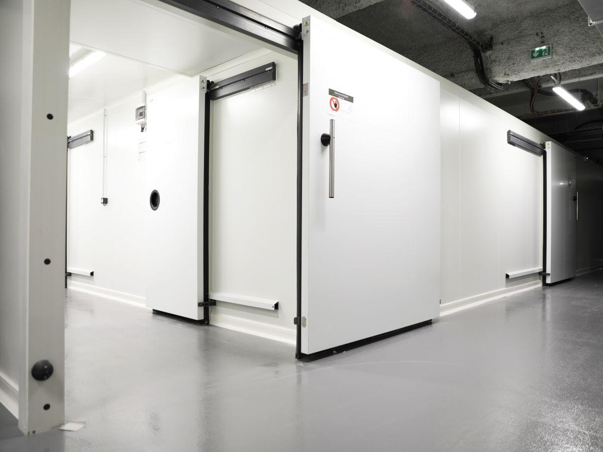 Notre laboratoire - locaux TT 03