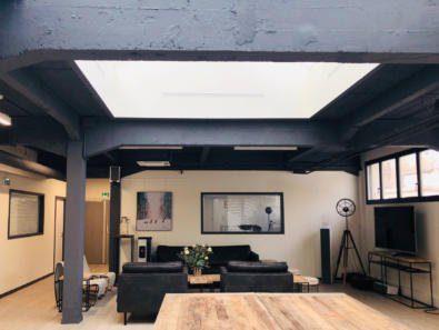 Notre loft - Trait-Tendance