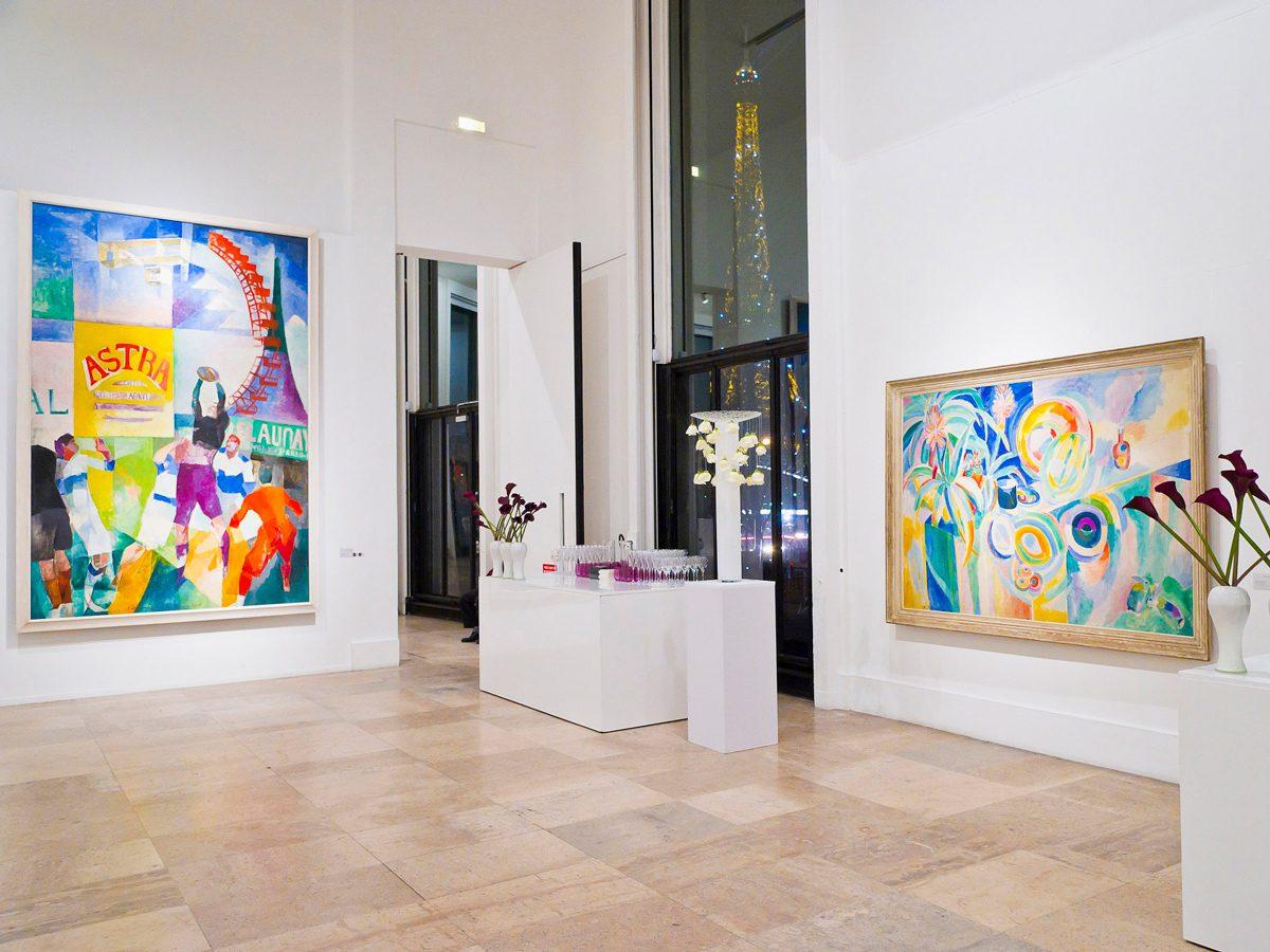 art moderne de la ville de paris