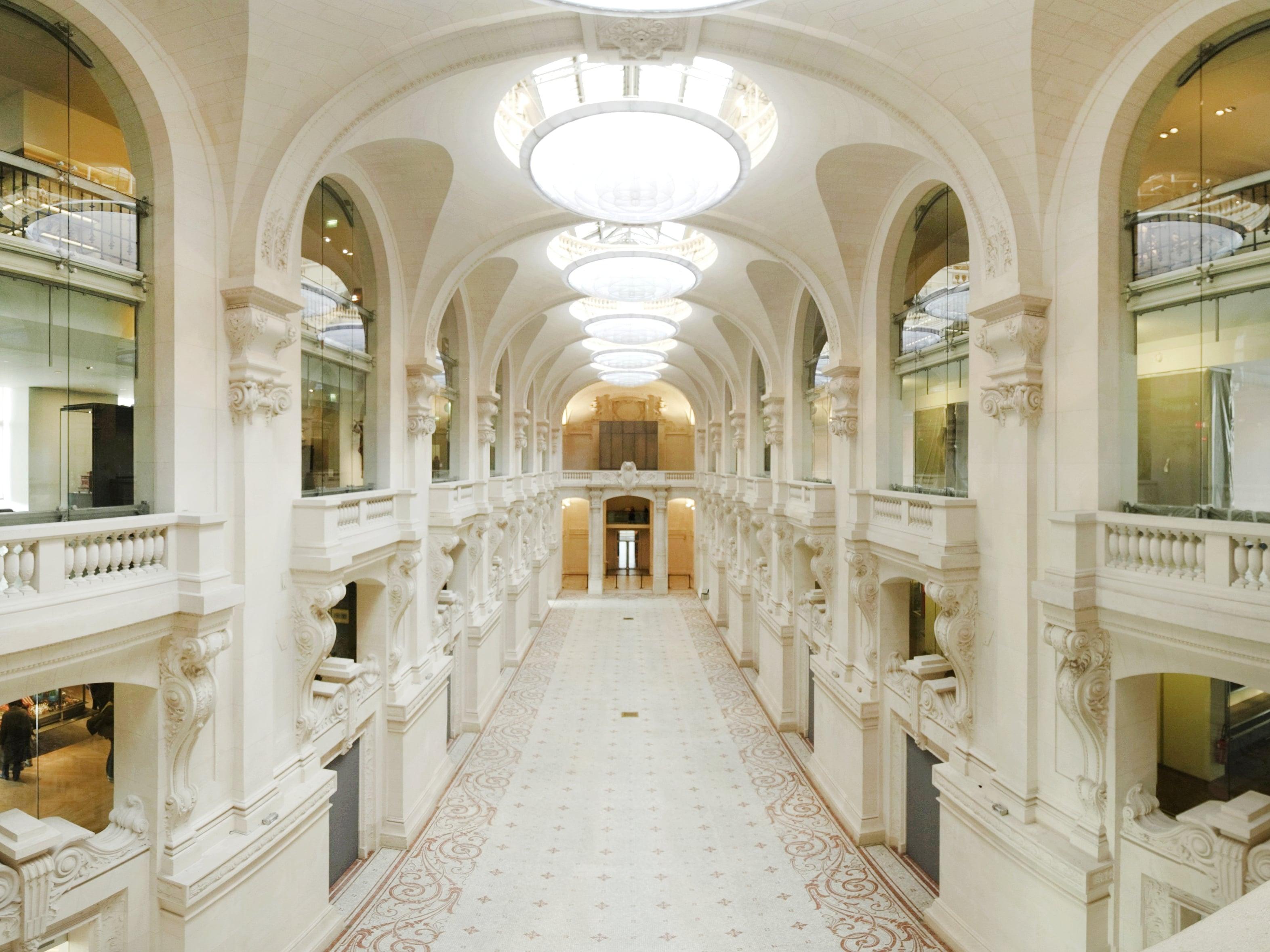 musee des arts decoratifs-nef